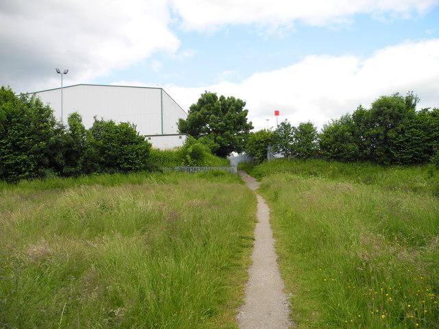 Oddicroft Lane Industrial Area (1)
