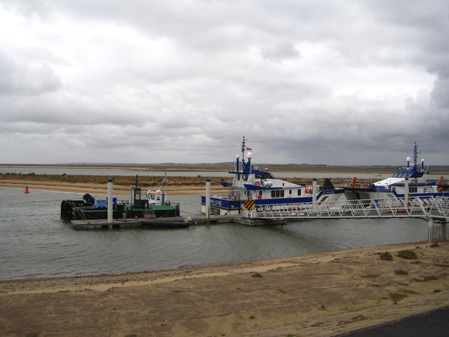 Jetty, dredger and wind farm support vessels