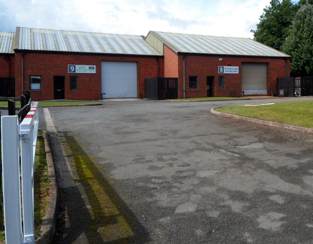 Two units in Old Forge Industrial Estate, Peterchurch