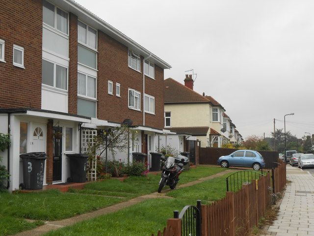 Housing on Ellison Road