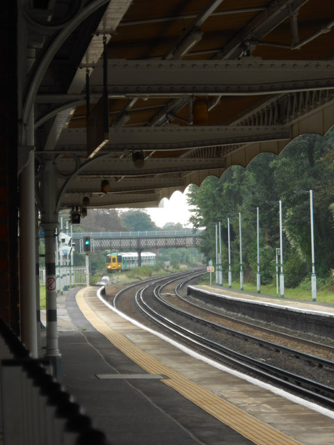 Norbury Station