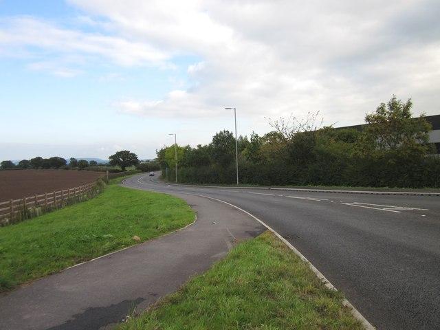 Bryn Lane, Wrexham Industrial Estate