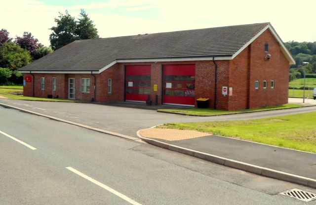 Peterchurch Fire Station