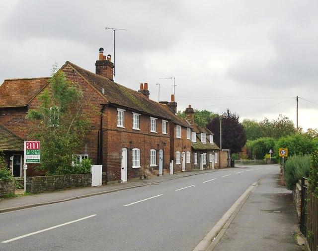 Cottages in Bisham