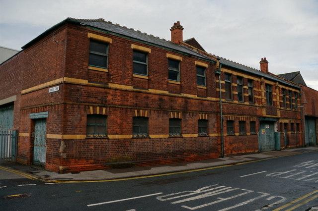 Pine Warehouse on Waterhouse Lane, Hull