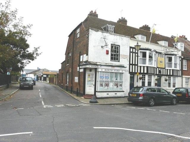 Bosuns Store, High Street