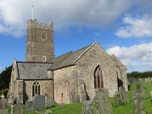 St Peter's Church at Westleigh