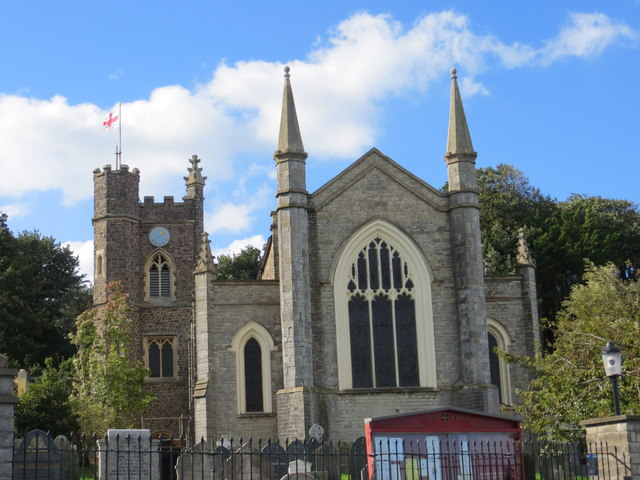 St Mary's Church at Appledore