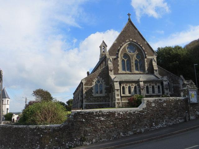 Holy Trinity Church at Westward Ho!