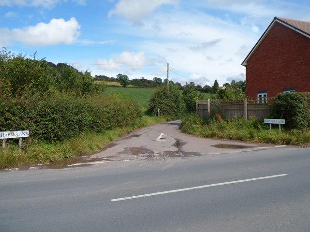 Chapel Lane, Peterchurch