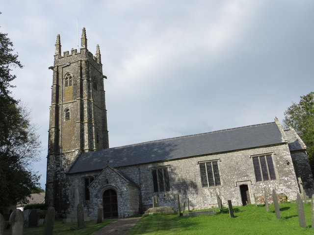 St Andrew's Church at Alwington