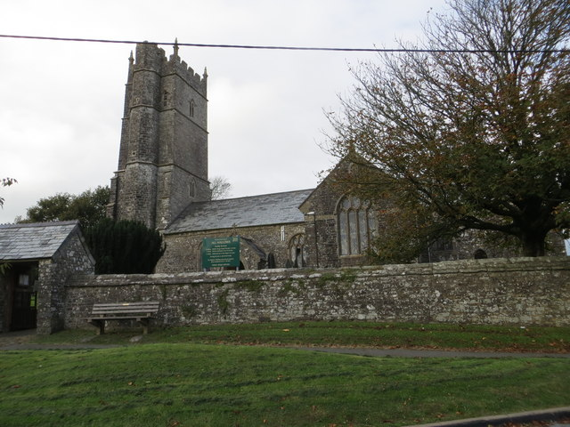 All Hallows Church at Woolfardisworthy