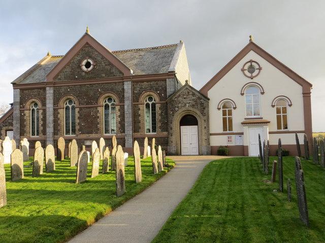 Milton Damerel Methodist Church