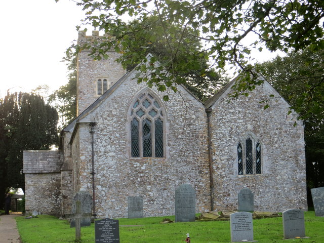 Holy Trinity Church at Milton Damerel