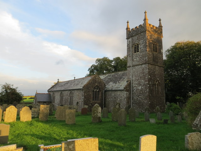 The church of St Peter at Thornbury