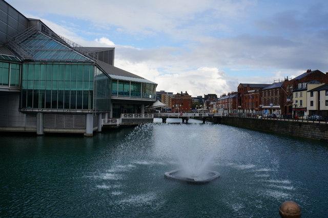 Princes Quay Shopping Centre, Hull