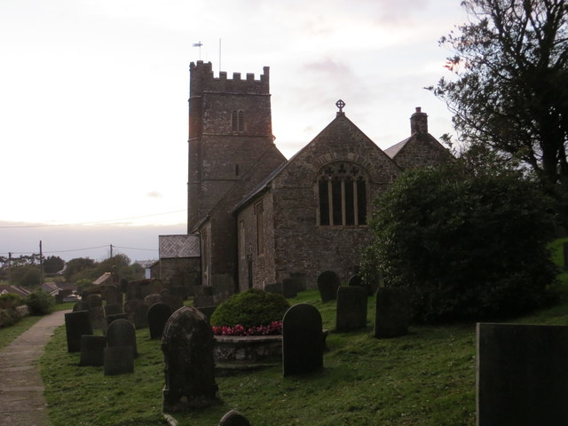 All Saints Church at Langtree