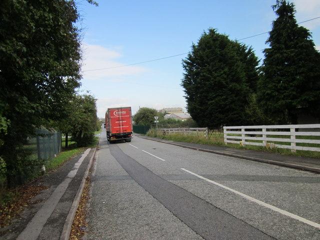 Bridge Road, Wrexham Industrial Estate