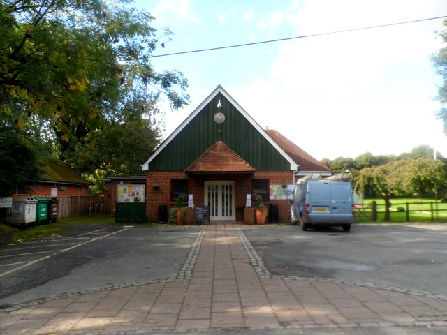 Village shop, Preston Candover