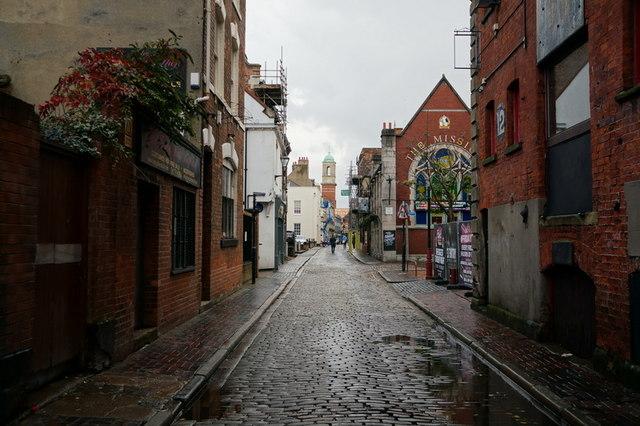 Posterngate, Hull