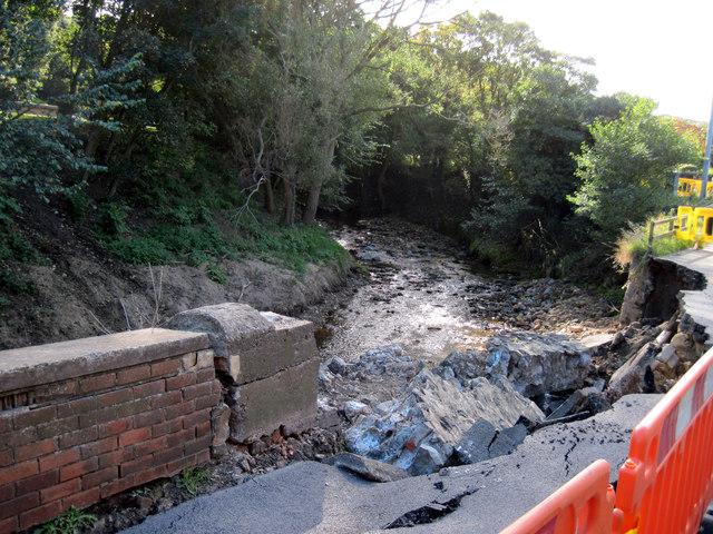 Flood  Damage  Skinningrove