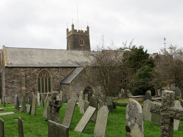 Holy Trinity Church in Ilfracombe