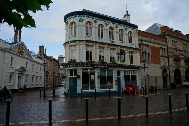 The Kingston public house, Hull