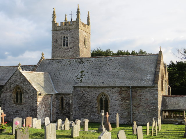 The church of St Peter at Shirwell