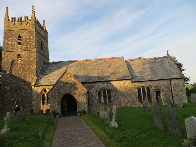 The church of St Michael at Horwood