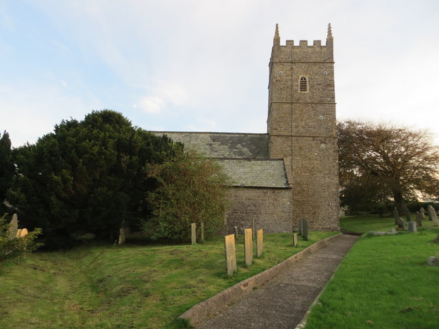 All Saints Church at Alverdiscott