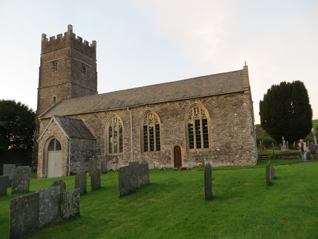 Holy Trinity Church at Weare Giffard