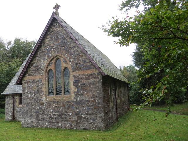 Church of The Holy Name at Gunn