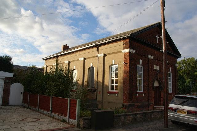 Latchford Baptist Church