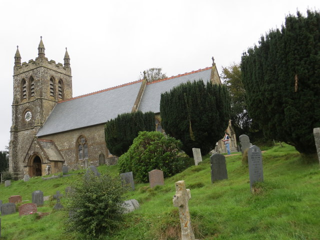 Christ Church at Parracombe