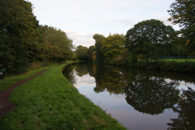 The Bridgewater Canal near Grappenhall