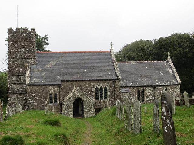 The church of St Martin at Martinhoe