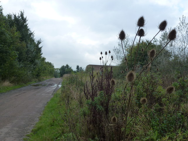 Track near RAF Wyton