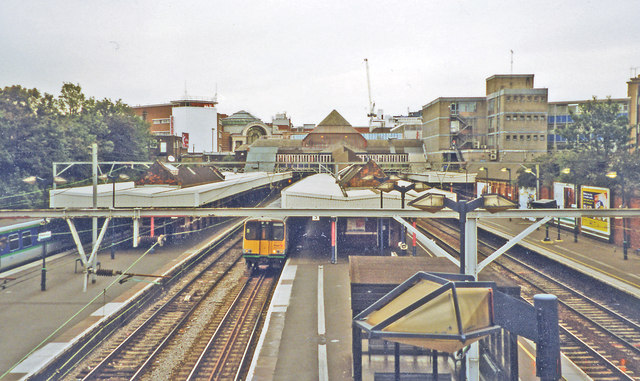 Ilford station