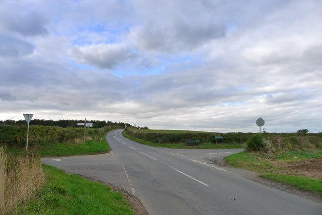 Crossroads at Bull Hill