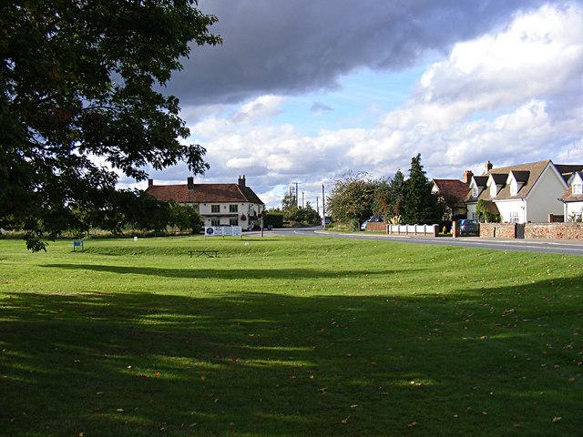 Newton Green