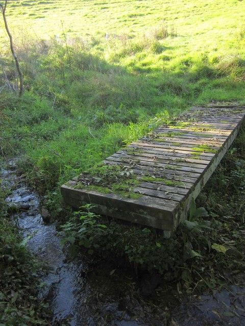 Bridge below Furslow Farm