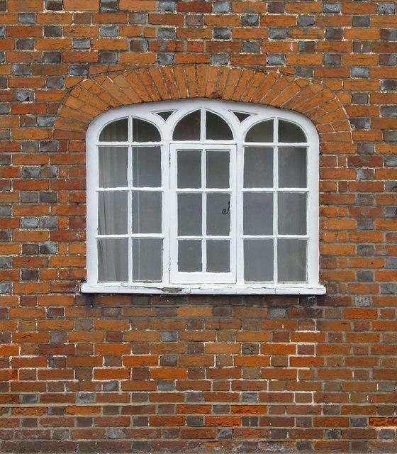 Gothick cottage window, Bisham