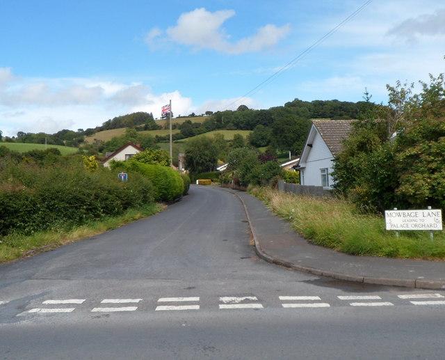 Mowbage Lane, Peterchurch