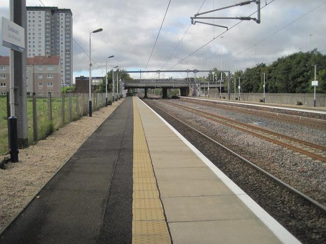 Cardonald railway station, Glasgow