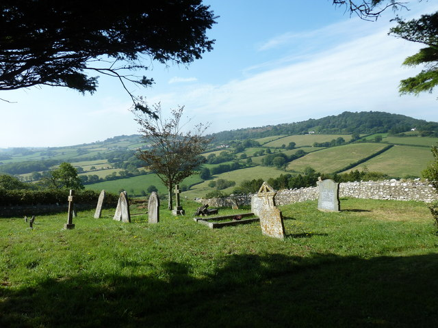 St Mary, Marshwood: churchyard (c)