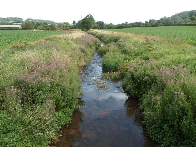 River Dore near Hinton