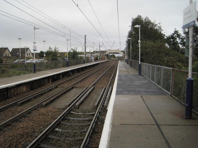 Barassie railway station, Ayrshire