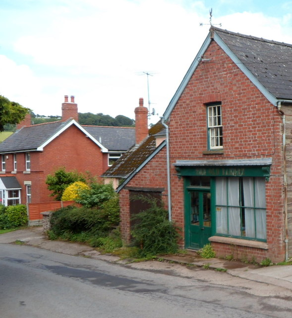 The Old Bakery, Hinton