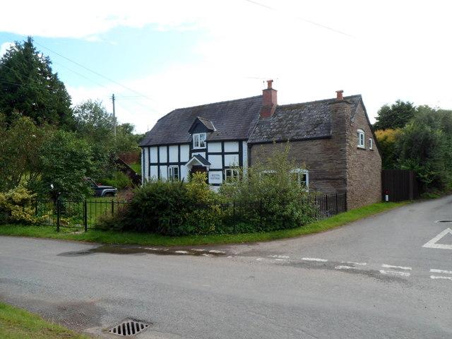 Boston Cottage, Hinton