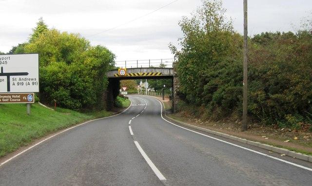 Railway bridge, St Michaels